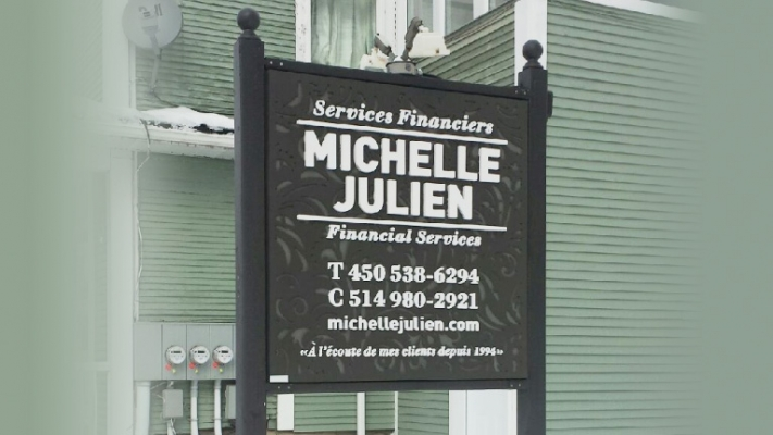 Michelle Julien Service financier - Signs Sutton